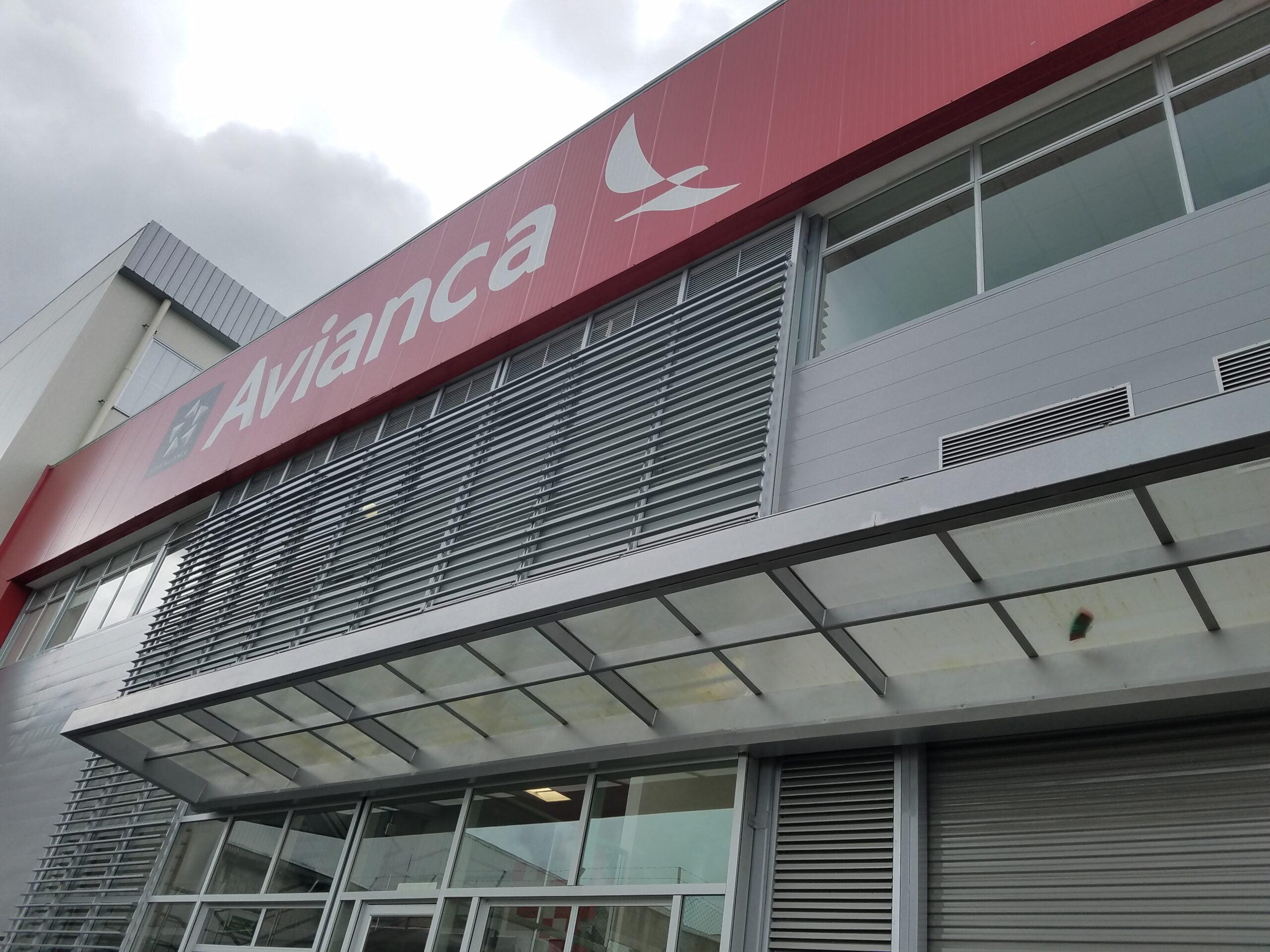 hangar avianca aeropuerto jmc hangar de avianca 2 scaled